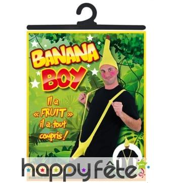 Manikini Banana Boy style borat