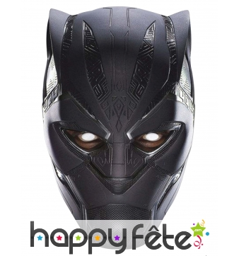 Masque Black Panther Avengers Infinity War