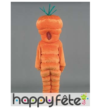 Mascotte carotte