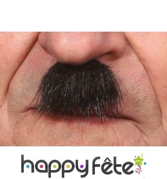 Moustaches charlie chaplin
