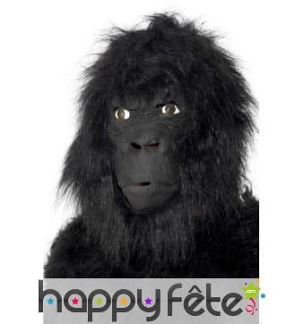 Masque complet de gorille