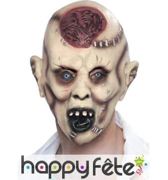 Masque autopsie zombie