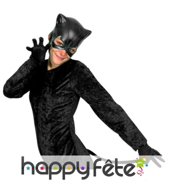 Masque cat woman en pvc