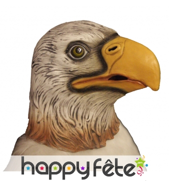 Masque d'aigle royal intégral