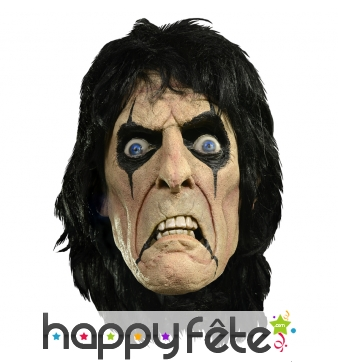 Masque de Alice Cooper