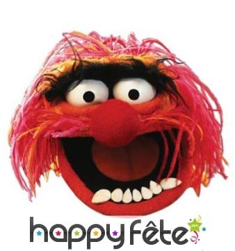 Masque de Animal du muppet show