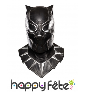Masque de Black Panther pour homme, luxe