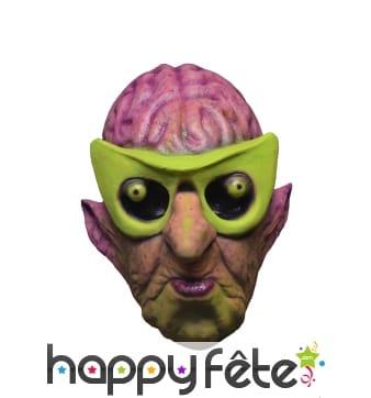 Masque de Brainiac