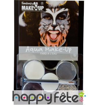 Maquillage de chat aquaexpress