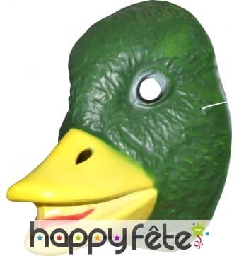 Masque de canard pour adulte