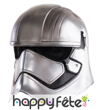 Masque de captain phasma pour adulte