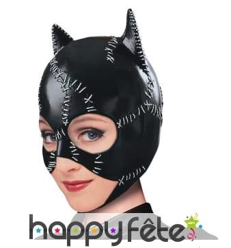 Masque de catwoman intégral