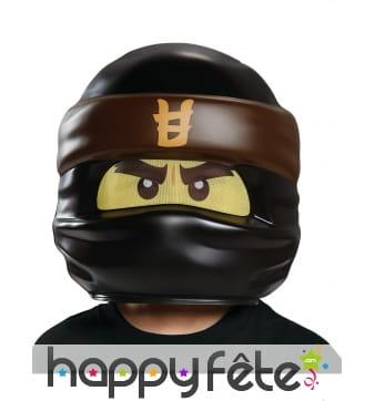 Masque de Cole pour enfant, Lego Ninjago