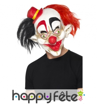 Masque de creepy le clown