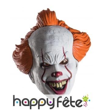 Masque du clown Ça pour adulte
