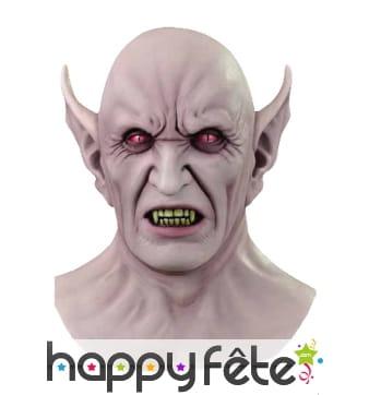 Masque de démon vampire