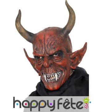 Masque diable demon