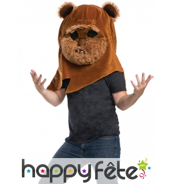 Masque d'Ewok pour adulte, Star Wars