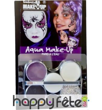 Maquillage de fée ou sorcière aquaexpress