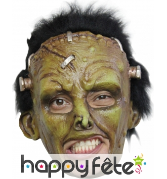 Masque de Frankenstein, la créature