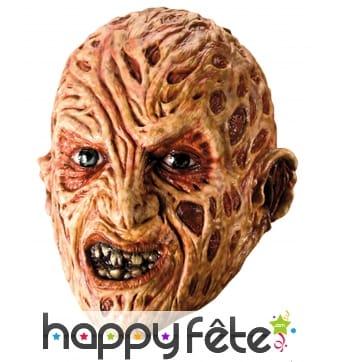 Masque de Freddy Krueger, modèle 3/4