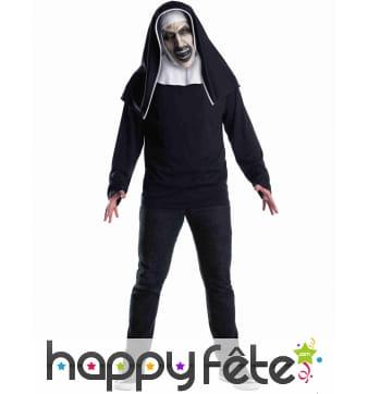 Masque du film la Nonne pour adulte