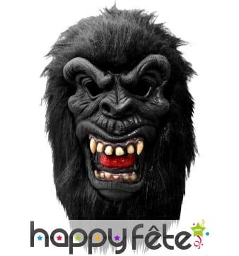 Masque de gorille intégral