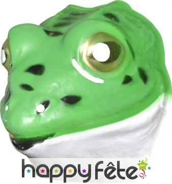 Masque de grenouille pour adulte