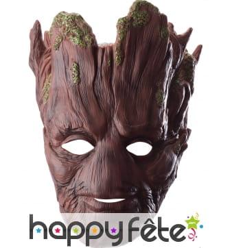 Masque de Groot 3/4 en latex pour adulte