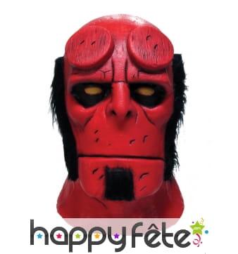 Masque de Hellboy intégral