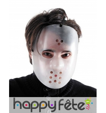 Masque de Jason Halloween pour adulte