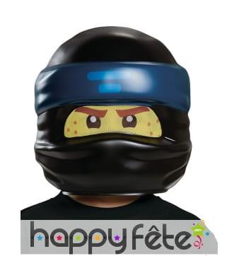 Masque de Jay pour enfant, Lego Ninjago