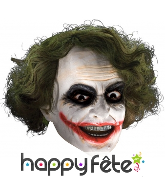 Masque du Joker, batman officiel