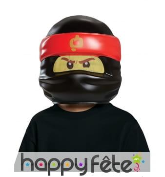 Masque de Kai pour enfant, Lego Ninjago