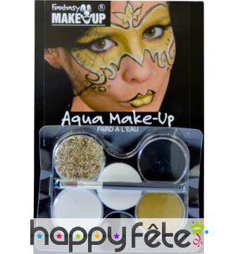 Maquillage de lion aquaexpress