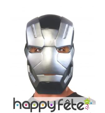 Masque de l'homme de fer pour adulte, Civil War