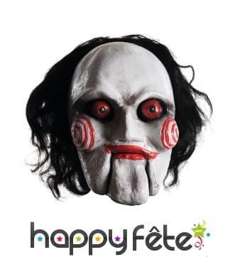 Masque de la marionnette Jigsaw
