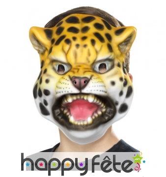 Masque de Léopard pour enfant