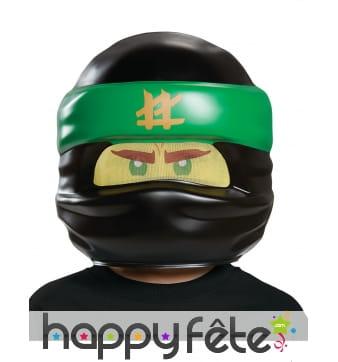 Masque de Lloyd pour enfant, Lego Ninjago