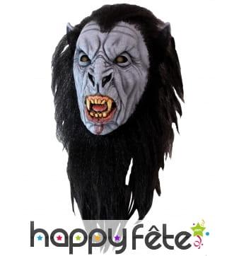 Masque de loup vampire intégral