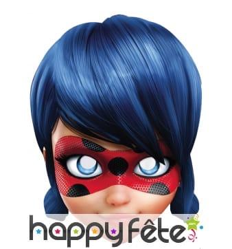 Masque de Miraculous, Lady Bug pour enfant