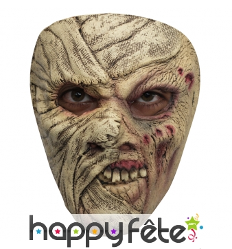 Masque de monstre mommie facial