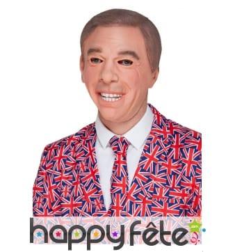 Masque de Nigel Farage intégral