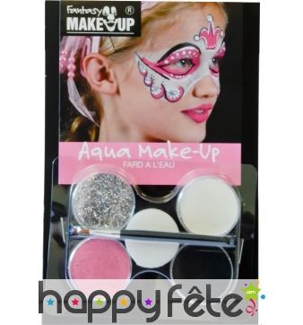 Maquillage de princesse aquaexpress