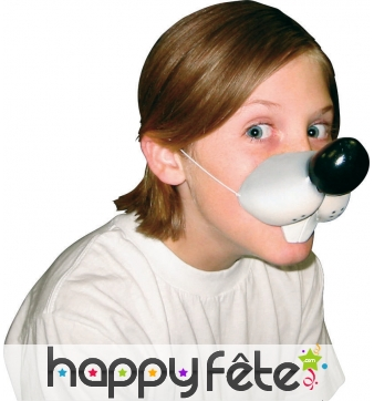 Museau de petite souris pour enfant