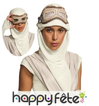 Masque de Rey avec capuche, Star Wars
