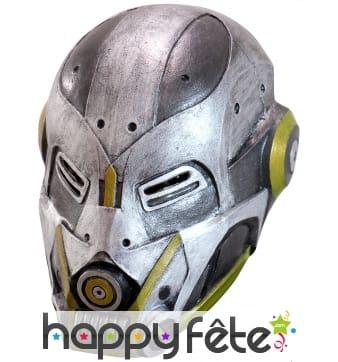 Masque de Robot futuriste intégral