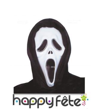 Masque de Scream pour adulte