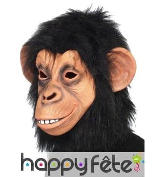 Masque de singe complet