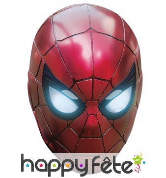 Masque de Spiderman Avengers Infinity War, carton